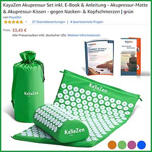 Akupressur Set Amazon